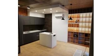 Кухня лофт - стиль промышленной роскоши с признаками благородного комфорта