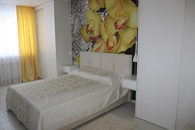 Шкафы в спальню на заказ