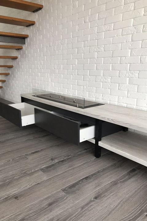 корпусная мебель для гостиной недорогая