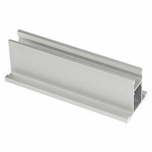 Slim, анодированный, покрытие серебро (114 грн. за пог.м.)